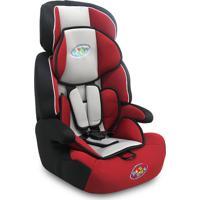 Cadeira Para Auto Baby Style Cometa 09 À 36Kg Vermelho