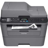 Impressora Multifuncional Laser Brother Mfc-L2700Dw Monocromática Com