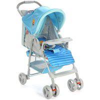 Carrinho De Bebê Fit Azul Puppy Ref.Imp90902 - Voyage