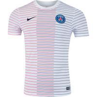 Camisa Pré-Jogo Psg 19/20 Nike - Masculina - Branco