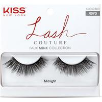 Cílios Postiços Kiss New York Lash Couture Midnight - Feminino-Preto