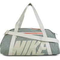 490209da1 ... Bolsa Nike Gym Club Feminina - Unissex-Cinza+Vermelho