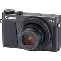 "Câmera Powershot G9 X Mark Ii 20.1Mp 3.0"" Wi-Fi/Hdmi/Bluetooth/Nfc Preta Canon 350453"