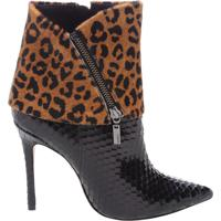 Ankle Boot Cape Animal Print | Schutz