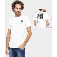 Camiseta Santos Futebol Clube Iii Masculina - Masculino