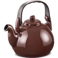 Chaleira Colonial 1700Ml – Ceraflame - Chocolate
