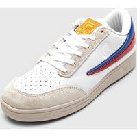 Tênis Fila Tennis 88 Branco/Off-White
