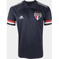 Camisa São Paulo Iii 20/21 S/N° Torcedor Adidas Masculina - Masculino