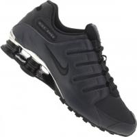 Tênis Nike Shox Nz Prm - Masculino - Cinza Escuro