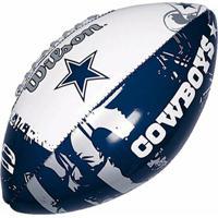 Bola Futebol Americano Wilson Nfl Dallas Cowboys - Unissex
