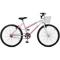 Bicicleta Master Bike Aro 26 Feminina Serena Rosa