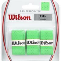 Overgrip Wilson Pro Perforated - Unissex
