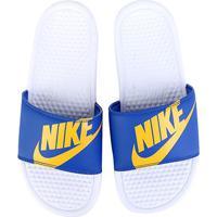 Chinelo Nike Benassi Jdi Print Masculino - Masculino