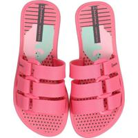 Chinelo Infantil Ipanema Bold Pink