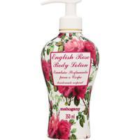 Hidratante English Rose Mahogany 350Ml