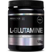 L-Glutamine 120G - Probiótica - Unissex