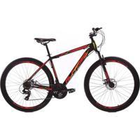 Bicicleta Aro 29 Alfameq Nx Freio A Disco 24 Marchas - Unissex