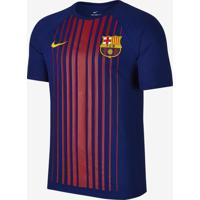 Camisa Nike Barcelona Dry Match Masculina