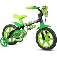 Bicicleta Aro 12 Black 12 Infantil - Masculino