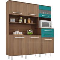 Cozinha Compacta Suprema 6 Pt 2 Gv Montana E Acqua