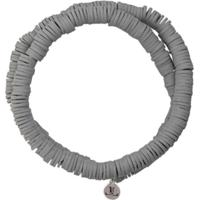 Lord And Lord Designs Pulseira Tribal - Cinza
