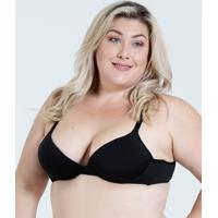 Sutiã Feminino Push Up Plus Size Marisa