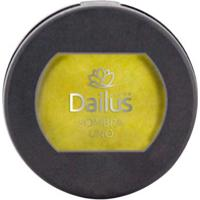 Sombra Uno Dailus Nº10 - Limão - Unissex-Incolor