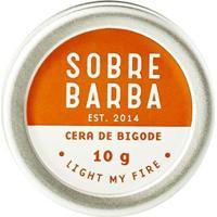 Cera De Bigode Sobrebarba Light My Fire 10G - Masculino-Incolor