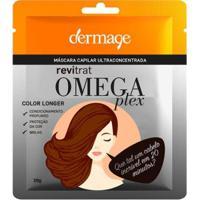 Dermage Revitrat Omegaplex Mask Máscara De Tratamento 20G - Unissex-Incolor