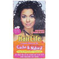 Alisante Hairlife 160Gr Cacho E Natural Embelleze