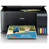 Impressora Multifuncional Epson Ecotank Tanque De Tinta Com Usb E Wi-Fi - L3150