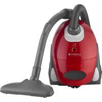 Aspirador De Pó Cadence Asp503 Max Clean 1400 1000W Vermelho/Cinza