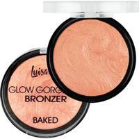 Blush Bronze Baked A Luisance Glow Gorgeous Bronzeador Perfeito