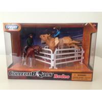 Boneco Collectibulls Rodeo Breyer Colorido
