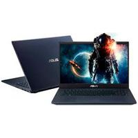 Notebook Gamer Asus, Intel Core I5 9300H, 8Gb, 256Gb Ssd, 15,6 Full Hd 120Hz, Nvidia Gtx 1650, Preto - X571Gt-Al887T