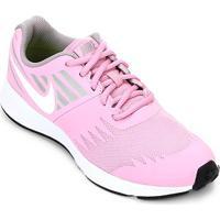 Tênis Infantil Nike Star Runner - Feminino-Pink+Branco