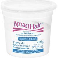 Alisante Amacihair Tradicional Embelleze Baldinho 220Gr