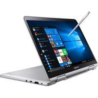 """Notebook Samsung, Processador Intel® Core I7, 8Gb, 256Gb Ssd, Tela De 13,3"""", Prata, S51 Pen - Np930Qbe-Kw1Br"""
