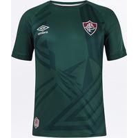 Camisa De Goleiro Fluminense 20/21 N° 1 Umbro Masculina - Masculino