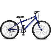 Bicicleta Kyklos Bikes Aro 24 Move Sem Marchas Azul