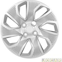 Calota Aro 13 Fiat - Grid - Grand Siena 2014 Até 2015 - Cada (Unidade) - 213Cb-Tpa-U