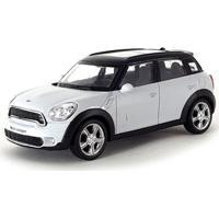 Mini Veículo Junior - Escala 1:43 - Mini Cooper S Countryman - Branco - Califórnia Toys