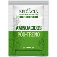 Aminoácidos Pós-Treino - 30 Doses