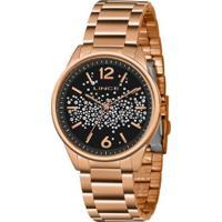 Relógio Lince Urban Lrrh134Lp2Rx Feminino - Feminino-Dourado