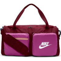 Mala Nike Future Pro Duff - Unissex-Vinho+Rosa