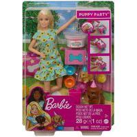 Barbie - Aniversário Do Cachorrinho Mattel