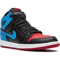 Jordan Tênis Jordan 1 High Og (Ps) Unc To Chicago - Preto