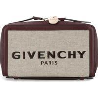 Givenchy Carteira Com Logo - Vermelho