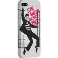 Capa Para Celular Bandup - Bandas Elvis Presley Dancing Jailhouse Rock 5/5S