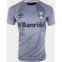 Camisa De Goleiro Grêmio 20/21 N° 1 Torcedor Umbro Masculina - Masculino